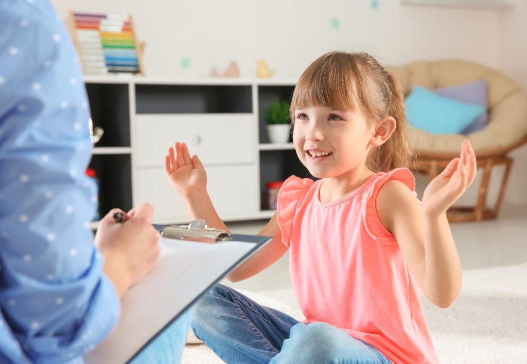 Terapia psihologică pentru copii