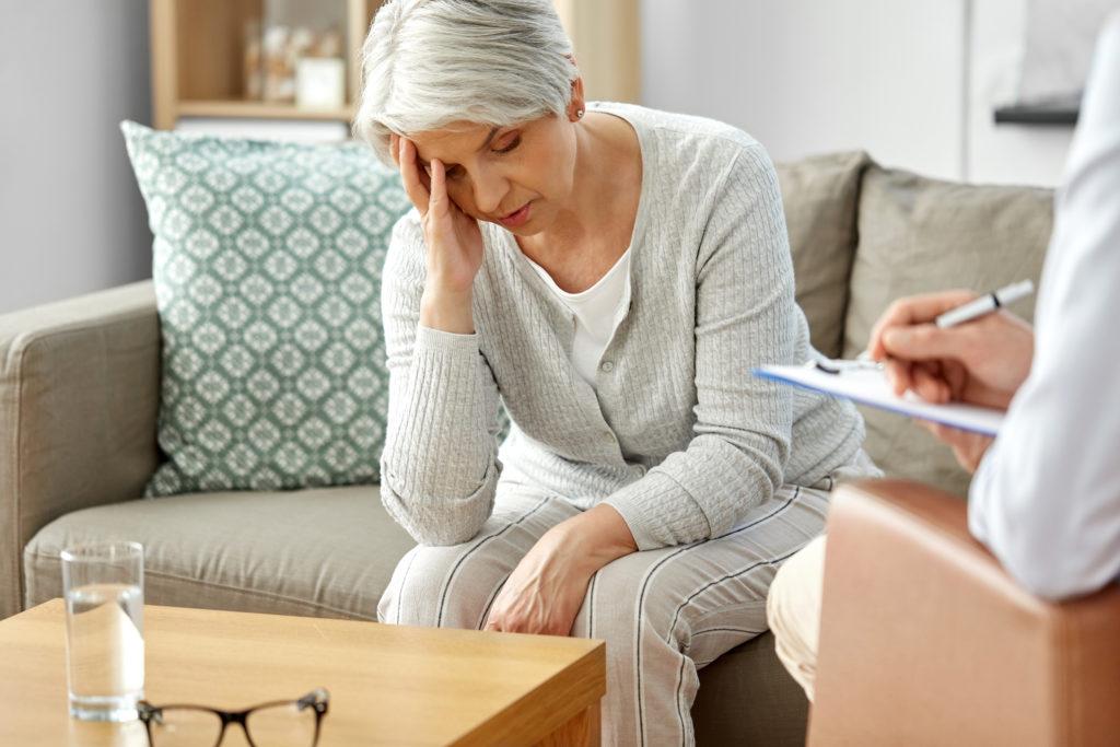 Terapia psihologică pentru vârstnici